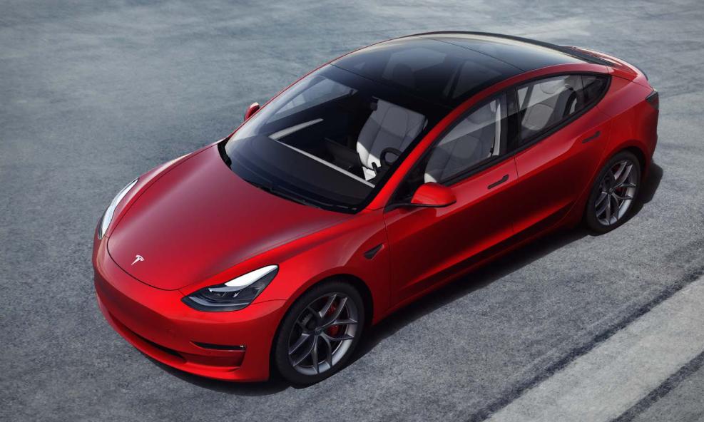 2021年1月份值得买的5款车,特斯拉有两款