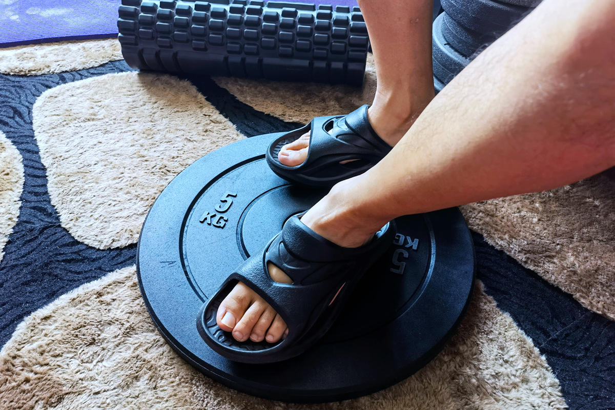 有效缓解运动疲劳,咕咚运动舒缓拖鞋