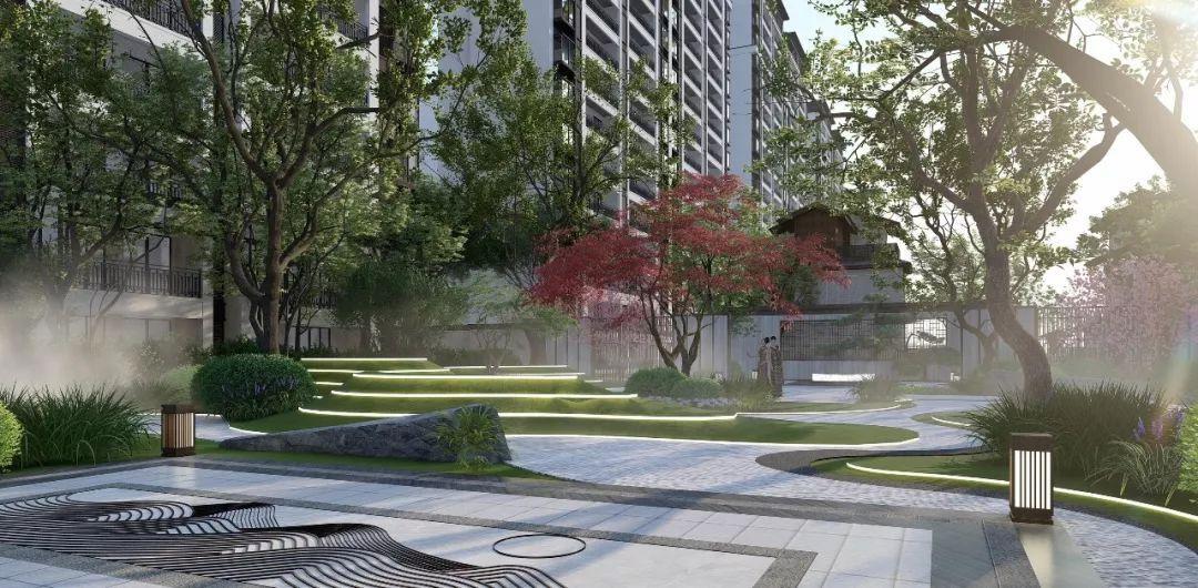 園林景觀   庭、院、街、巷處處見中國