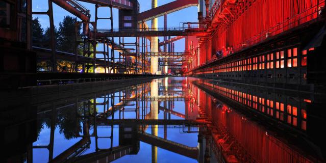 多米尼克·佩罗团队专访:工业遗址的拼图与重构
