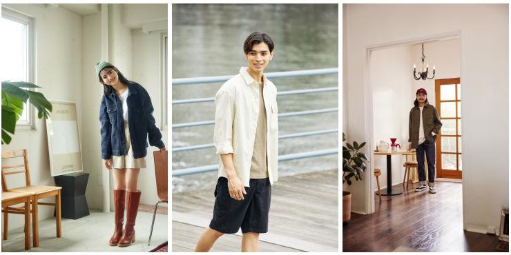 风格活力 换季新灵感 优衣库秋冬新品上市 四大新风格 开启多面风尚