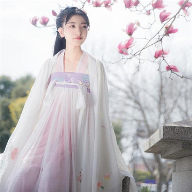 唐朝女子的爱美程度你难以想象:发型多达30种,眉毛有十几种