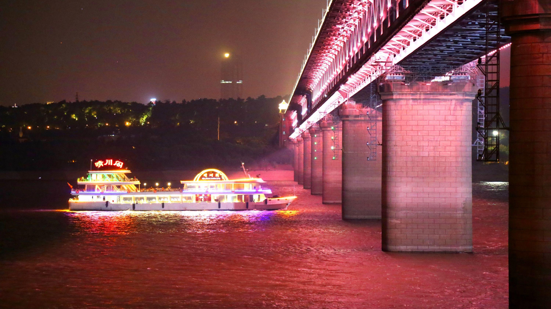 看江、观桥、赏樱, 长江游船新开3条特色日游航线