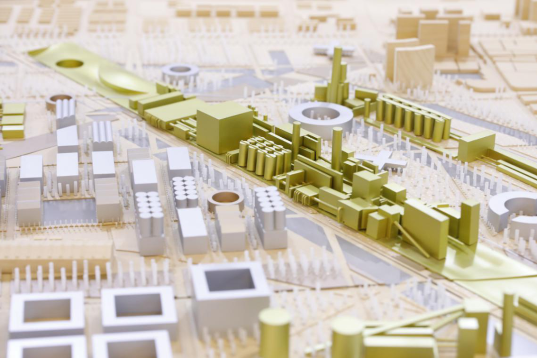明日之城:多米尼克 · 佩罗建筑事务所邯郸新城市宣言