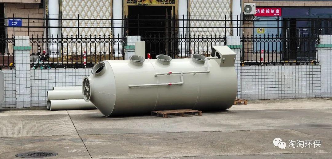 淘淘环保|喷漆废气管理案例