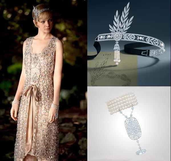 Art Deco氣概珠寶,申明遠播,極具韻律感的視覺打擊力