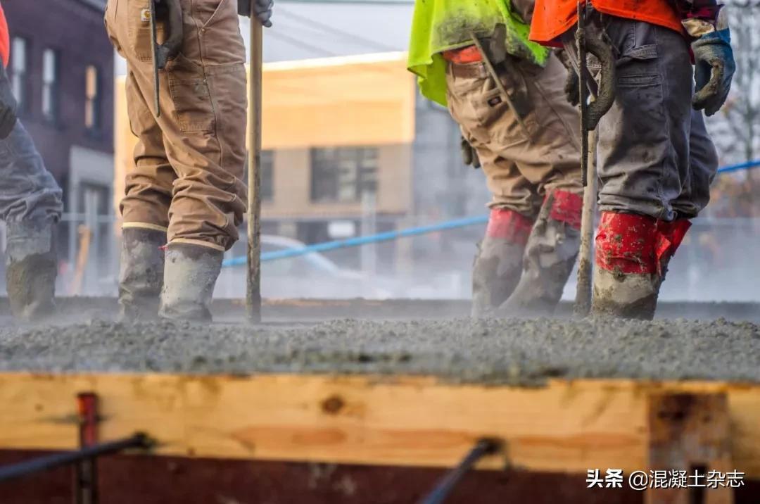 混凝土冬期施工最全攻略,这个冬天不发愁
