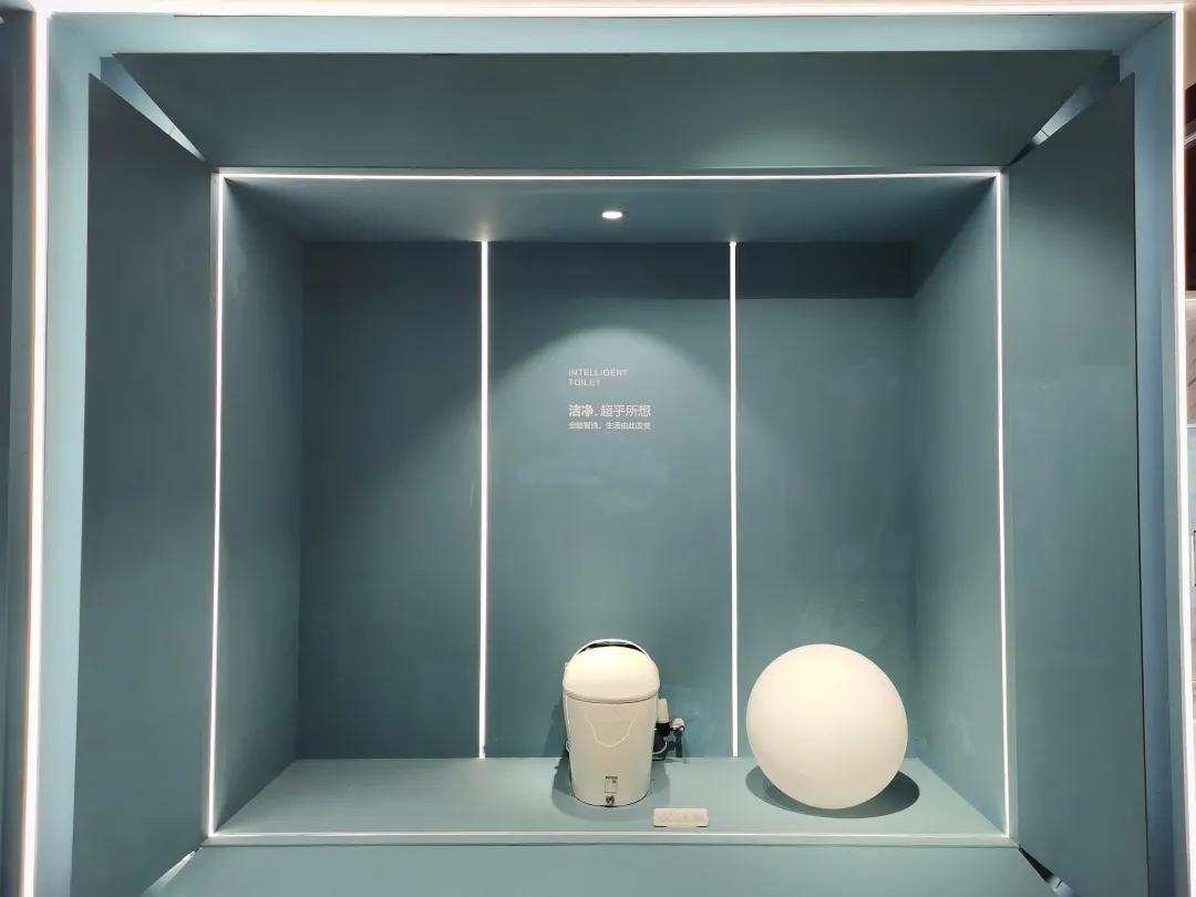 智慧芯生,向美好出發!惠達衛浴閃耀2021上海建博會