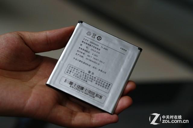 五模十五频双卡双待双通_酷派荟翠4悦享版测评