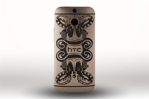 HTC ONE M8限量开售 网民高呼:太像ZIPPO!