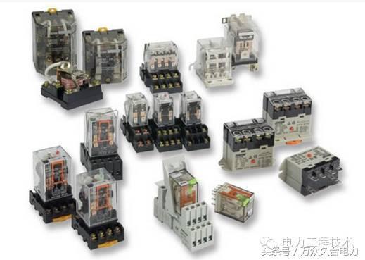 继电器的作用/分类/应用