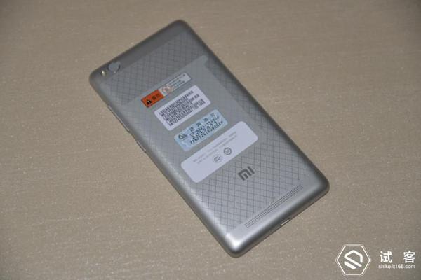 试用报告   一直在进步——红米手机3评测