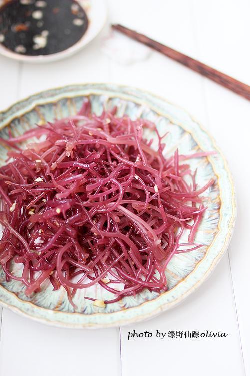 石花菜可以用开水煮吗