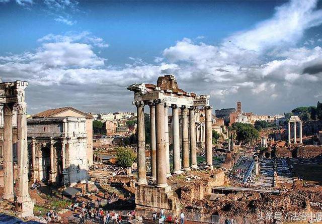 罗马法的地位及作用