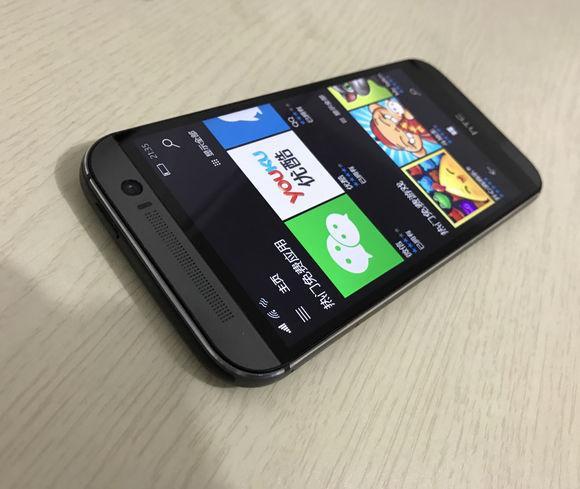 597大洋入手HTC M8,简直不要太划算