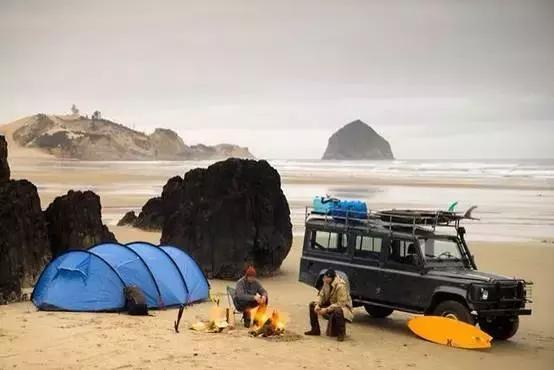 帐篷、自驾车、房车露营营区营位设计