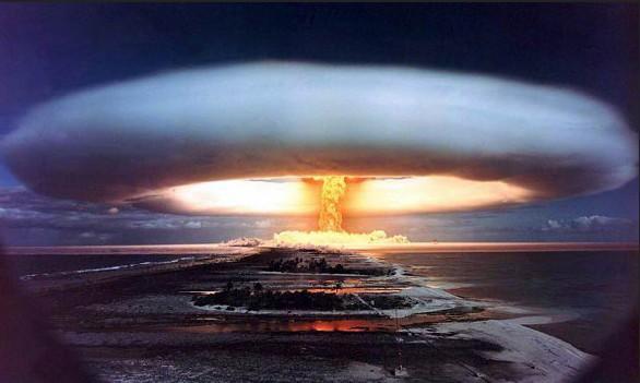 人类下一次大战一定是核战争,你怎么看?