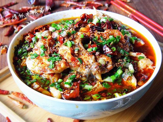 水煮鱼的家常做法是什么
