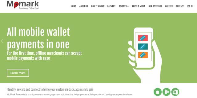 印度零售业互联网服务平台MoMark融资60万美元