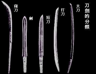 日本刀源于唐朝横刀,唐刀是直的,日本刀为何是弯的