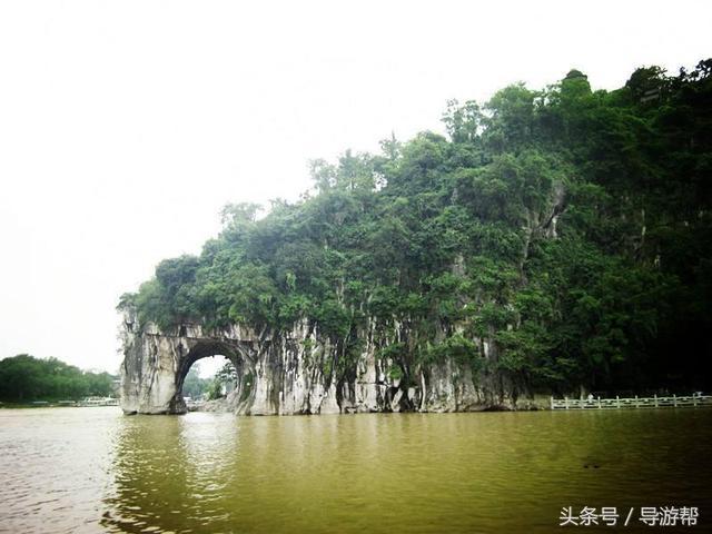 桂林山水的导游词作文300字