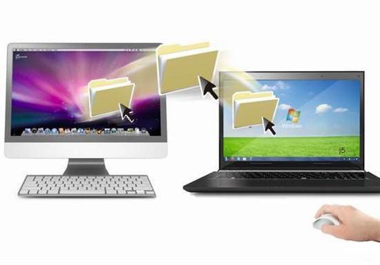 两个不同IP段的电脑可以在内网文件共享和互访么