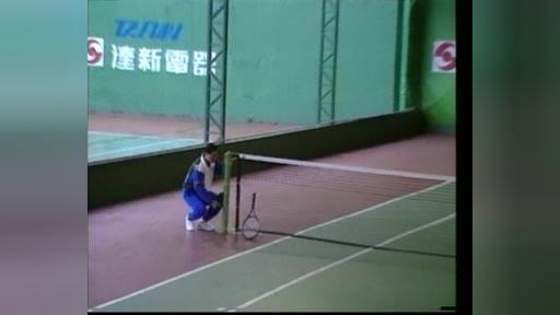 网球怎么打