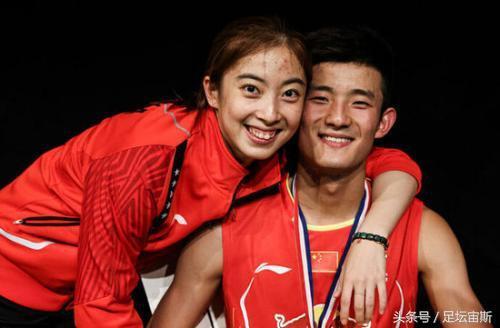 国家羽毛球队有哪些男女运动员之间谈过恋爱?