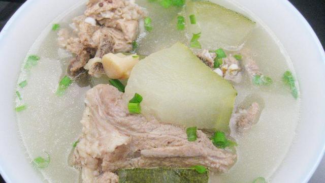 鹿茸和冬瓜可以一起煮骨头汤吗