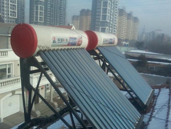 冬天如何使用太阳能