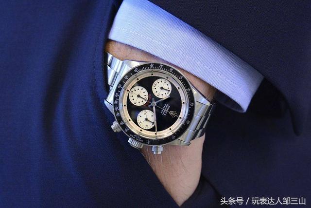 什么手表保值?
