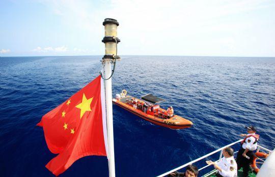 中国不接受南海仲裁案裁决,剑指何方?