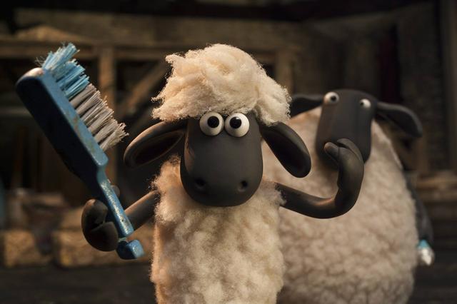乱小说录目伦200篇《小羊肖恩》影评:美貌与智慧并重的萌宠