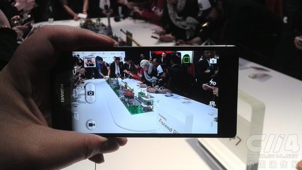 华为发布P7重新定义智能手机:国内定价2888元全球449欧