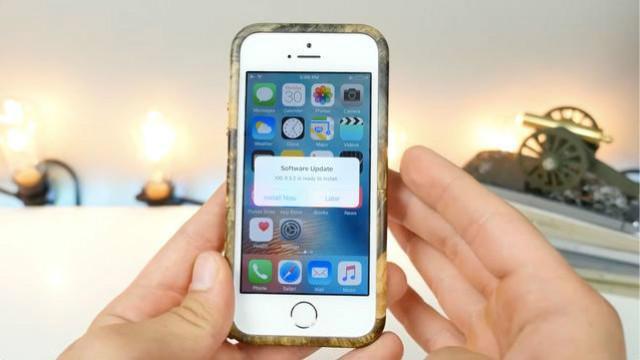 怎样让苹果手机不再更新系统?