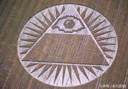 德国新麦田怪圈,说一说那些年出现的麦圈及原因