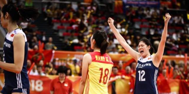 中国女排何时才能出现一名强力接应呢?