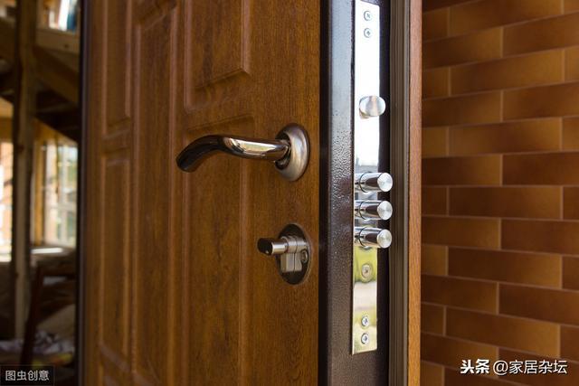 入户门安装规范安装工艺
