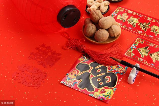 宋词中有关春节祝福的