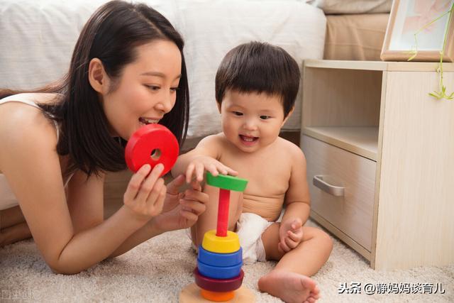 你可别小看不同年龄的玩具,使用的好宝宝智力增加,否则有反作用