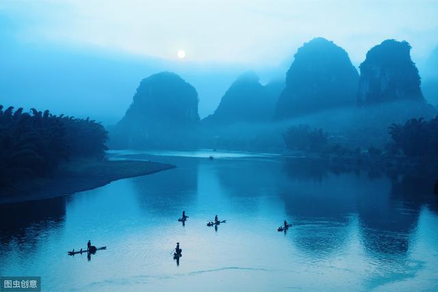 桂林山水作文200字
