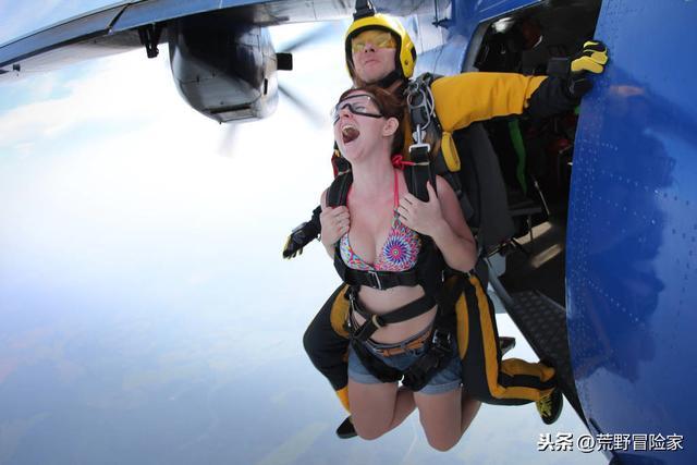蹦极、跳伞、特技飞行、跳楼机、过山车等项目,究竟哪个最心跳?