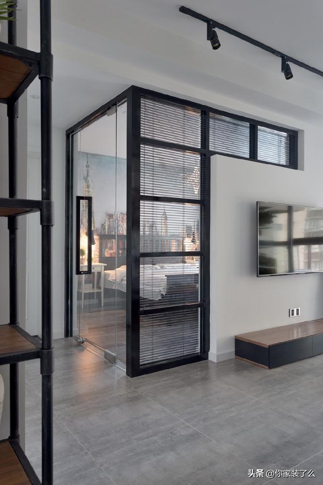 这几款门创意在线,显空间宽阔,还美观通透,你家有吗?
