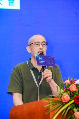 协会会长朱嘉明教授