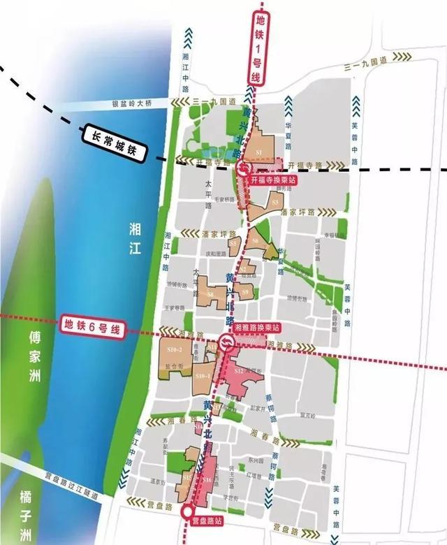 投资必火!绝佳地段-长沙五一商圈中心!地铁上盖公寓来了