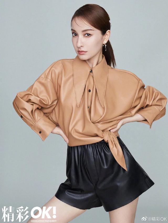 """吴昕登《精彩OK》""""重塑自我""""特辑封面·蝴蝶背惊艳上场"""