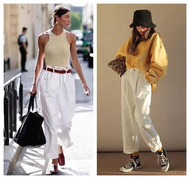 为什么你穿衣总是单调没新意?学会以下3个搭配技巧,优雅又高级