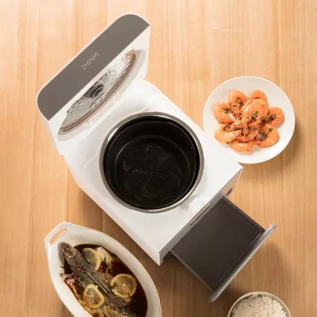 臻米电饭煲,家的味道,爱人的味道