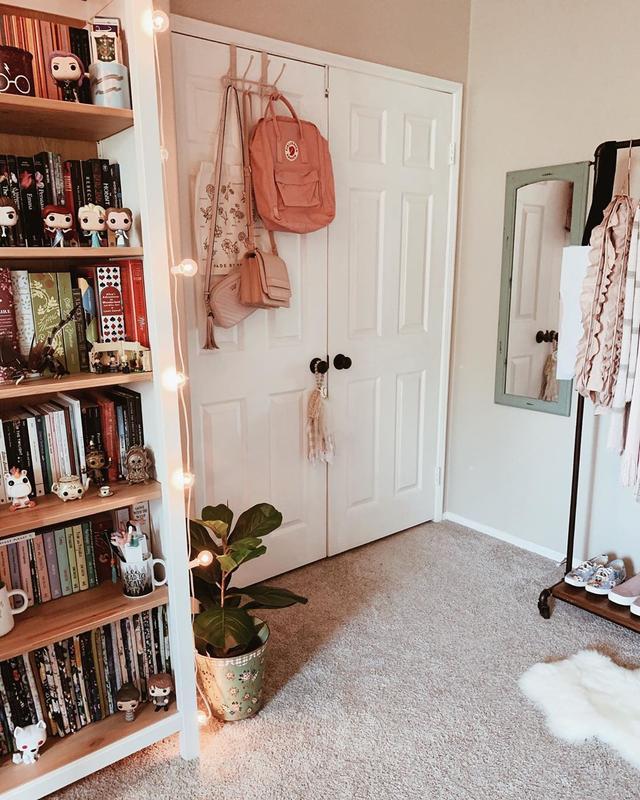 愛讀書的女孩子家分享,一個住也如此優雅