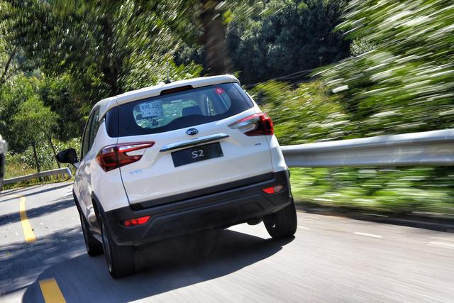 是时候展现真正的技术了 试驾纯电动SUV比亚迪S2